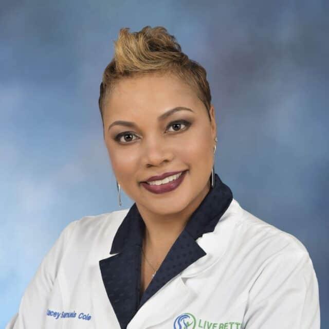 Dr. Stacey Samuels Cole